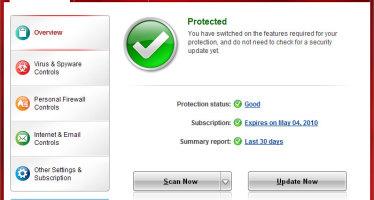 Trend Micro Internet Security 2009 – Recensione e scheda tecnica