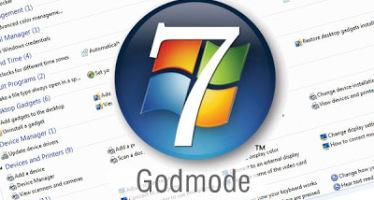 Controllare Windows 7 con GodMode