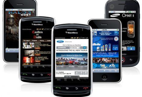 Pubblicità sui cellulari - Report e Trend