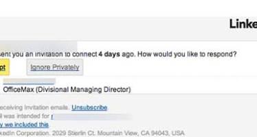 Attacco a LinkedIn, il punto di vista di GFI