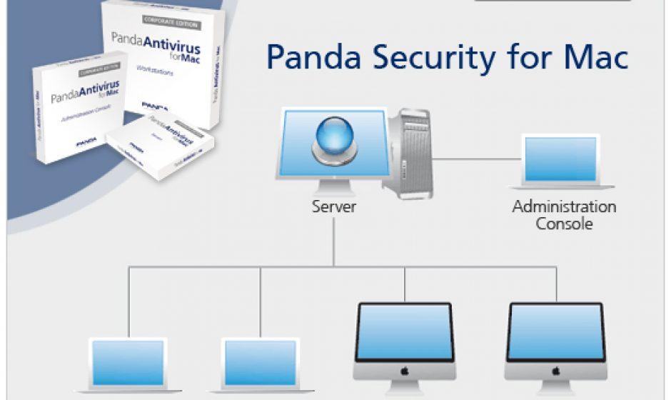 Panda Antivirus per il mondo Mac