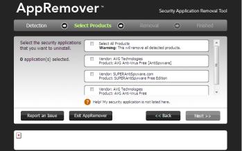 AppRemover 2.2.10.1