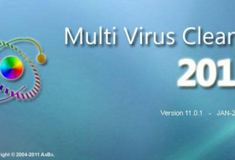 Multi Virus Cleaner v11.0.2