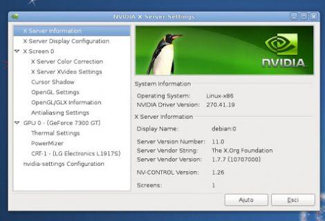 Ubuntu: installare i nuovi driver Nvidia 270.41.19 [PPA]