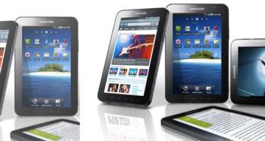Samsung Galaxy Tab. Colui che non teme l'Ipad 2