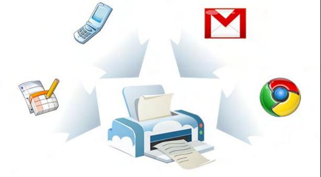 Google Cloud Print permette di stampare con una interazione via mail