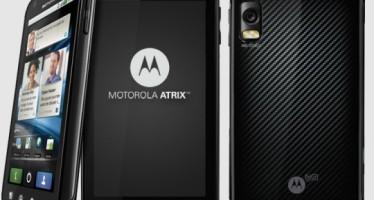 Motorola rilancia: Atrix, smartphone deluxe
