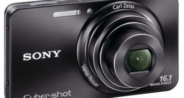 Sony CyberShot W570, l'amica di foto