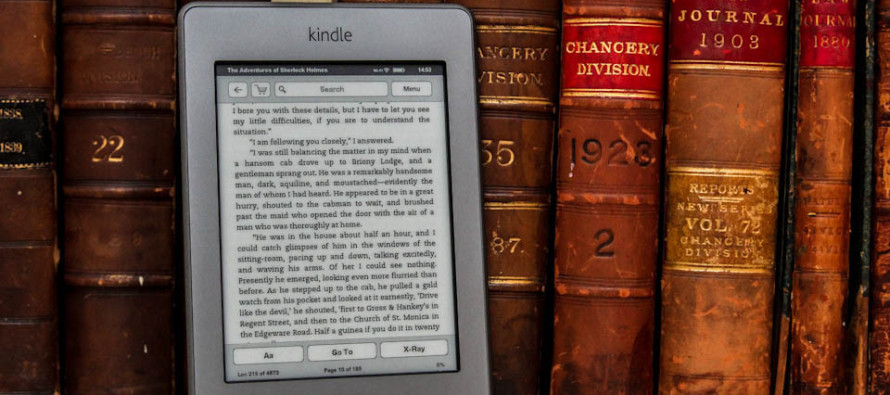 Amazon rinnova la lettura con Kindle Touch