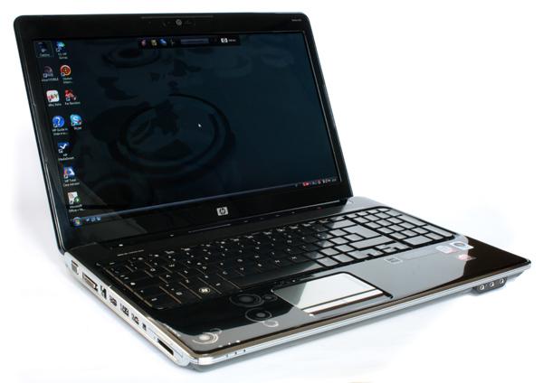 L'HP Pavilion dv6, uno dei migliori portatili per meno di 1000 Euro