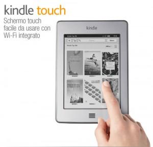 Il Kindle Touch migliora l'esperienza di lettura degli ebook ma deve migliorare la velocità di risposta dei menù