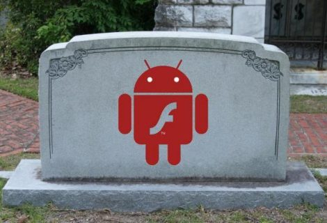 Fine di Flash sui tablet Android