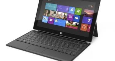 Microsoft Surface alla conquista del mondo