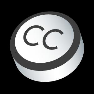 Le licenze Creative Commons sono molto facili da applicare al proprio materiale online
