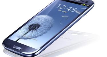 Samsung Galaxy S3 alla conquista del mercato