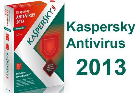 Kaspersky Antivirus 2013 blocca i bug e protegge pagamenti online
