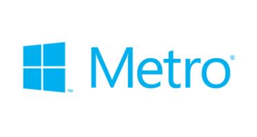 """Microsoft blocca il marchio """"Metro"""". Forse per problemi legali"""