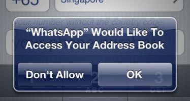 Agenzie Privacy: WhatsApp conserva i dati utenti non registrati