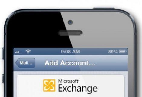 iPhone 4S e iOS 6: problemi con Vodafone e Microsoft Exchange