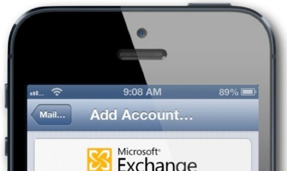 iPhone 4S e iOS 6: problemi con Vodafone e Microsoft Exchange