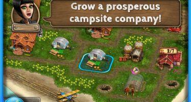 Campground Challenge HD. Gioco iPad. Recensione sicurezza