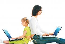 Genitori. Non postate foto di bambini online