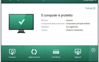 Kaspersky Internet Security 2014 – Recensione