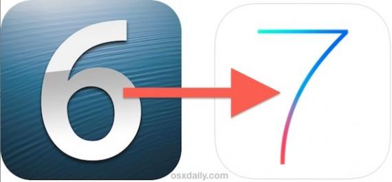Facilitiamo il passaggio a iOS 7 aggiornando manualmente le app