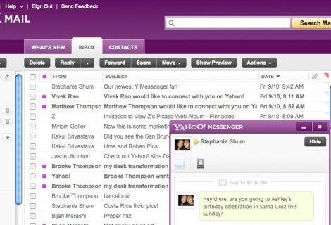 Yahoo! ricicla le sue mail. Tutti i pericoli per la sicurezza