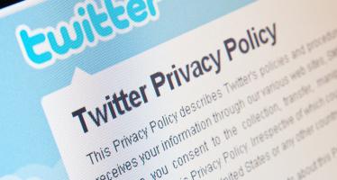 Privacy. Twitter ci controlla: ora è realtà