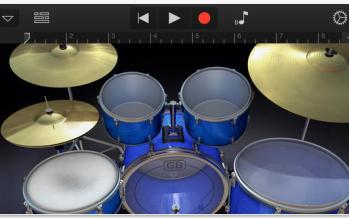 Garage Band. L'app iOS è divertente e sicura