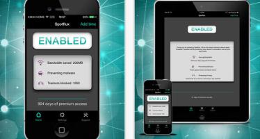 Spotflux VPN. Un'app per navigare anonimi e in privacy