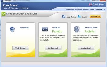 Zone Alarm Antivirus e Firewall 2013. Prova e consigli per l'uso