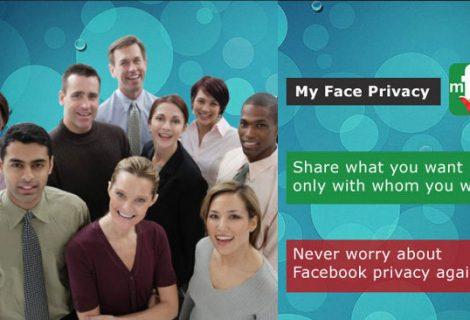 My Face Privacy. Gestire la privacy su Facebook semplicemente