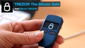 hardware wallet per bitcoin - trezor