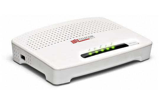 navigare sicuri con un modem telecom alice adsl wifi guida