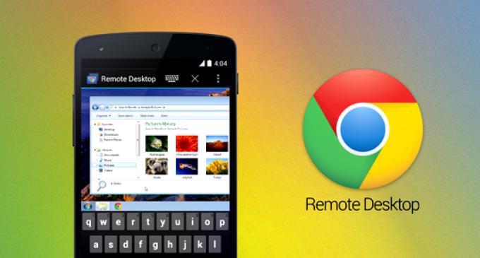 11:14 дп. Прокомментировать запись Приложение Chrome Remote Desktop