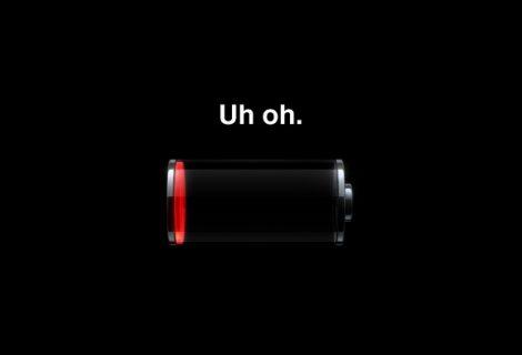 iPhone iOS7: risparmiare batteria e aumentare la durata
