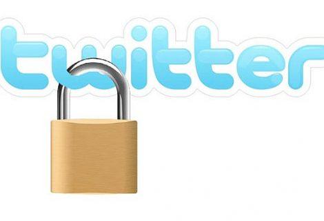 Mettere in sicurezza e in privato un profilo Twitter