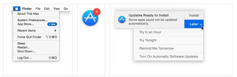 Aggiornamento di OS X