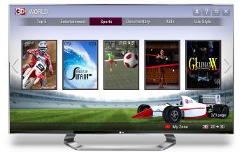 Smart TV LG 47LM670 – Recensione