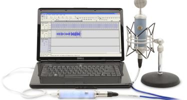Collegare un microfono al computer