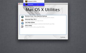 Formattare un pc con Mac OS X