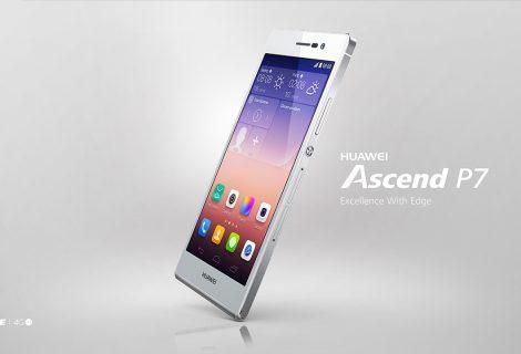 Huawei Ascend P7 - Recensione