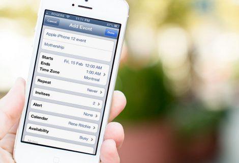 Come creare un appuntamento nel calendario dell'iPhone