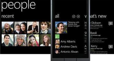Come usare la rubrica di Windows Phone