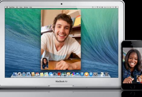 Eseguire videochiamate con il Mac OS X