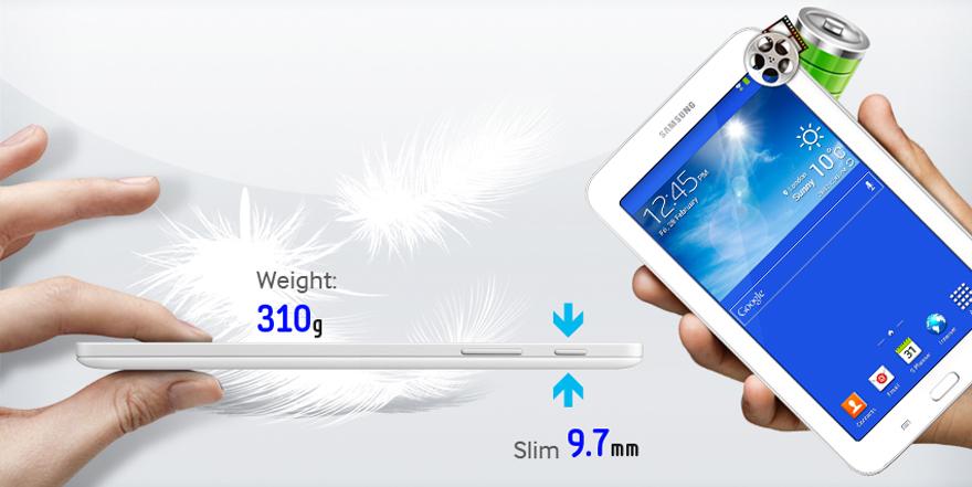 Galaxy Tab 3 Lite - Recensione