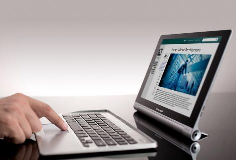 Lenovo Yoga Tablet - Recensione