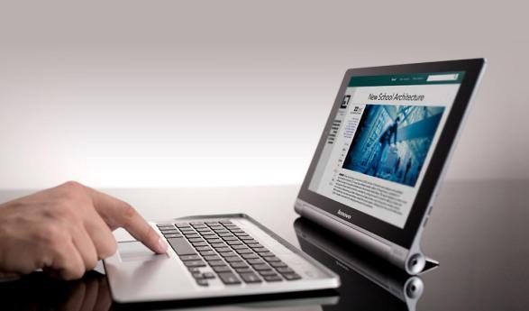 Lenovo Yoga Tablet – Recensione
